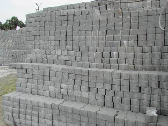 Fly Ash Bricks Manufacturers