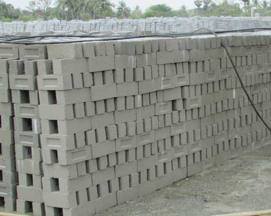 Hollow Block Manufacturers in India